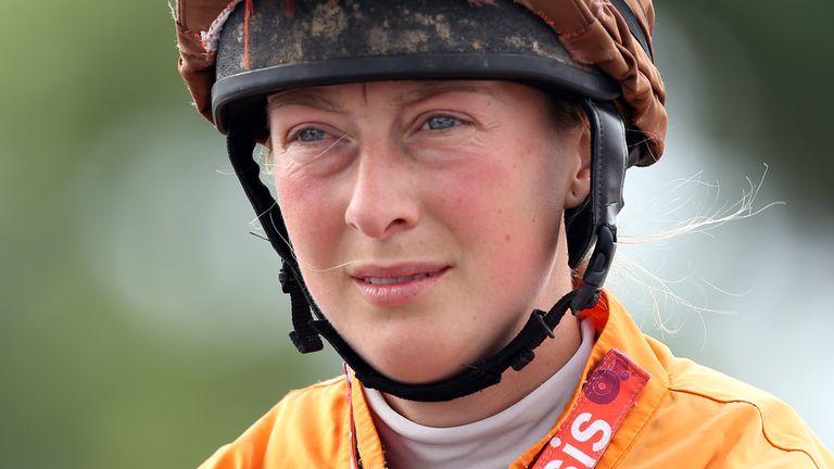 Lorna Brooke, jockey