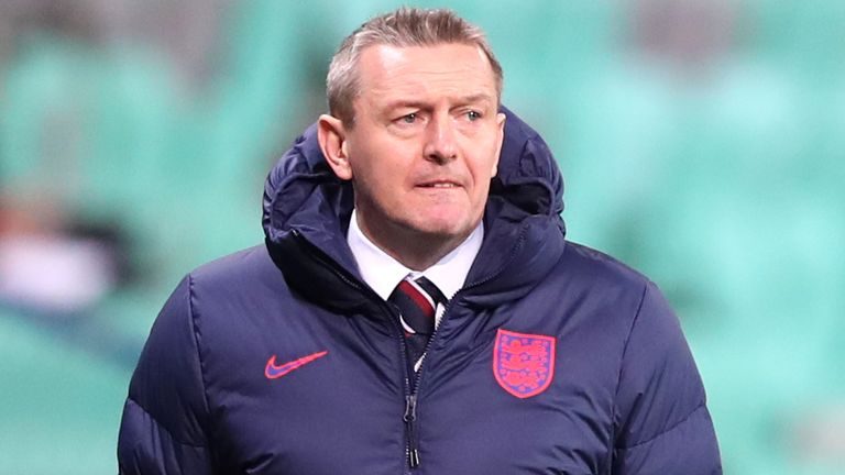 Aidy Boothroyd took the reigns from Gareth Southgate in 2016 and guided the England U21s to the semi-finals at the European Championships a year later