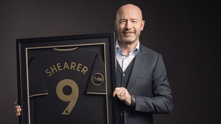 Alan Shearer (Credit: Premier League/Alex Wallace Photography)