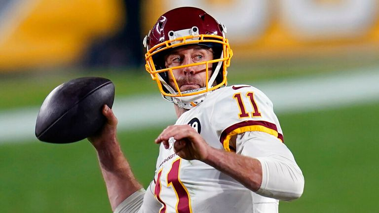 Alex Smith retired this off-season after his remarkable comeback from a horrific leg injury in the 2020 season