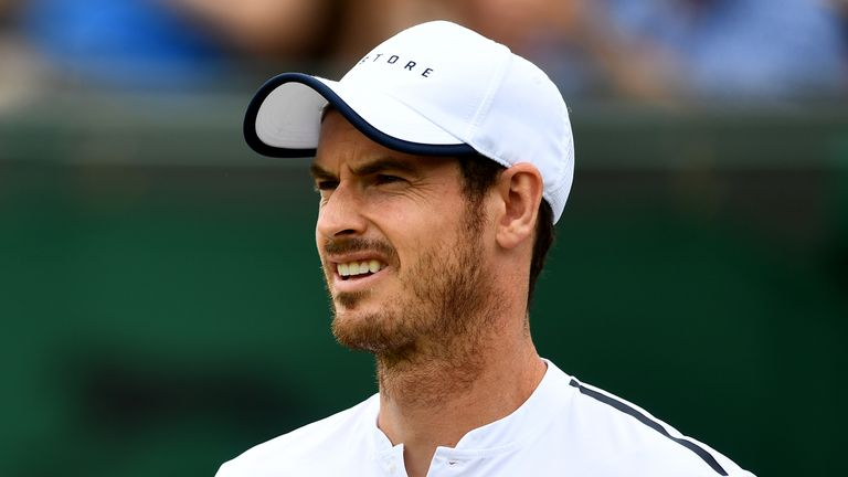 Andy Murray is preparing to stay in a hotel ahead of this year's Wimbledon tournament - despite living only a short drive away