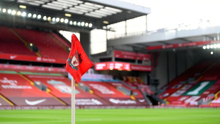 PA - Anfield GV