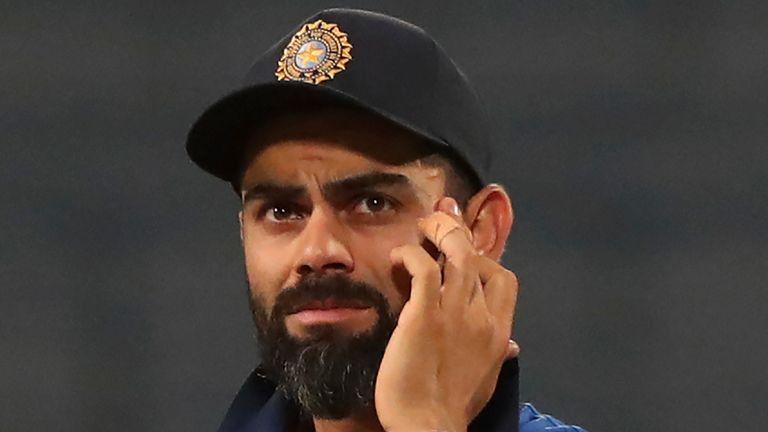 India captain Virat Kohli has concerns over the use of umpire's call