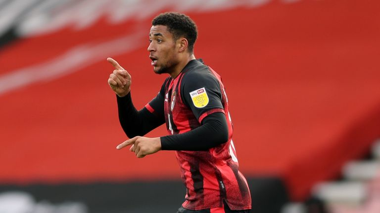 Arnaut Danjuma has played a key role in Bournemouth's return to play-off contention