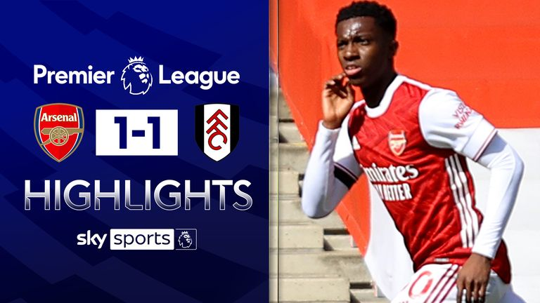 ARSENAL 1-1 FULHAM