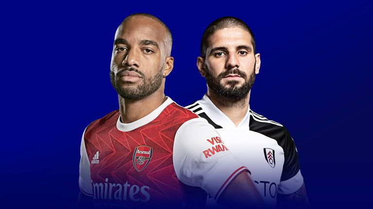 Arsenal vs Fulham