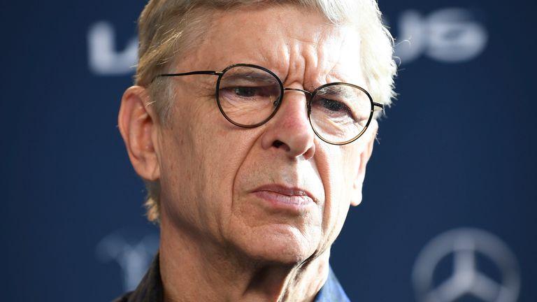 Arsene Wenger (AP)