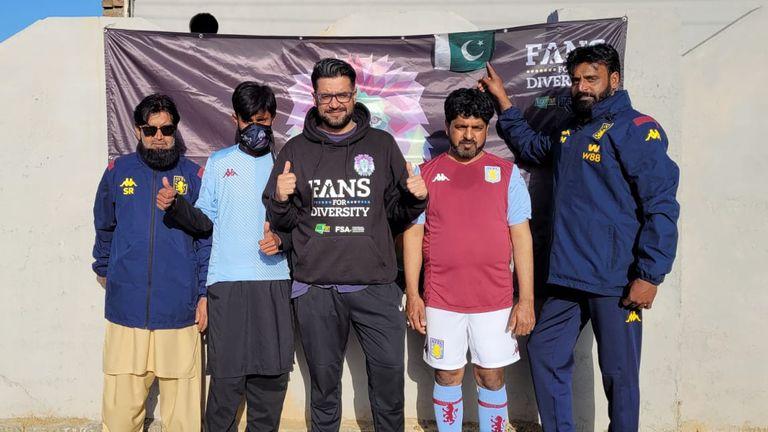 Villans Together Pakistan