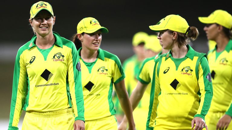 Australia Women have won a record 23 one-day internationals in a row