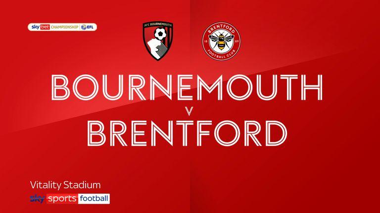 Bournemouth v Brentford badge