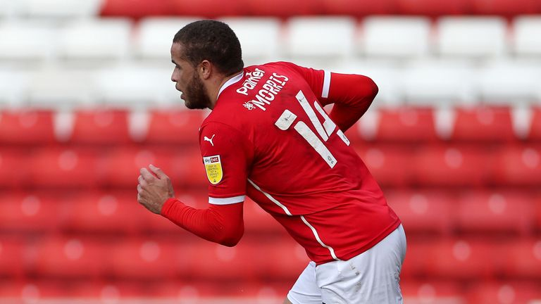 Carlton Morris scored the winner after just two minutes at Oakwell