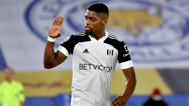 Cavaleiro has featured in all but two of Fulham's Premier League games this season
