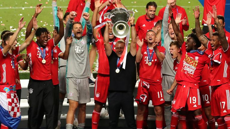 The Champions League is set for a new format in 2024 which will mean more games for players