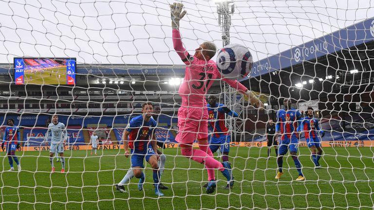 Chelsea were 3-0 ahead inside 30 minutes at Selhurst Park