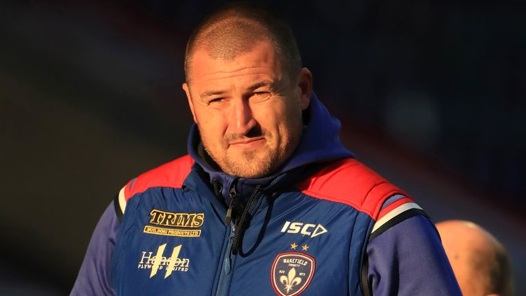 Wakefield head coach Chris Chester was the latest guest to join The Coaching Manual