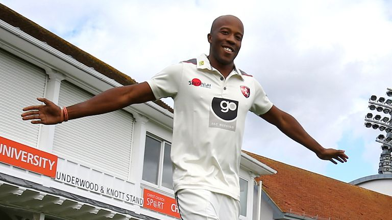 Daniel Bell-Drummond has been appointed as Kent's vice-captain