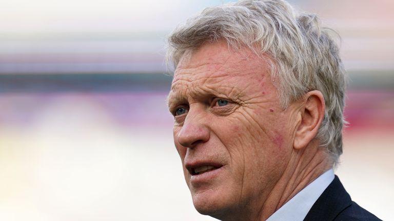 PA - West Ham boss David Moyes