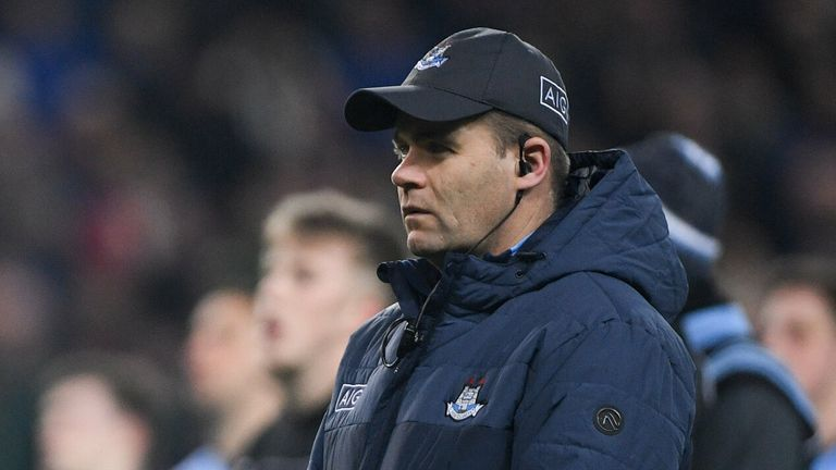 Farrell cannot attend training sessions or matches