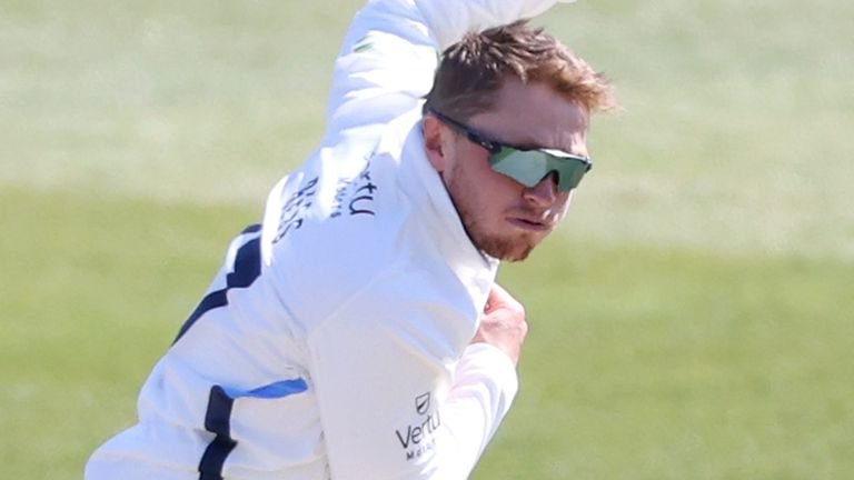 Dom Bess finished with figures of 6-53 as Yorkshire beat Sussex by 48 runs in the County Championship