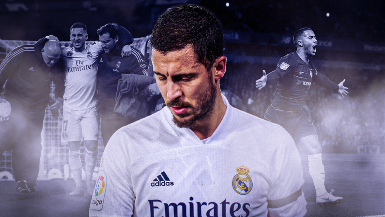 Eden Hazard faces old club Chelsea with Real Madrid