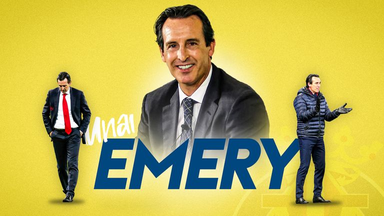 Unai Emery