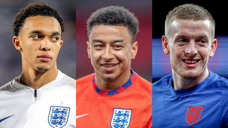 Lingard is GETTY pic - TAA and Pickford PA