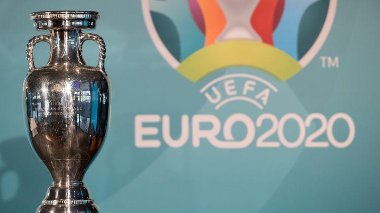 Euro 2020 was rescheduled because of the coronavirus pandemic