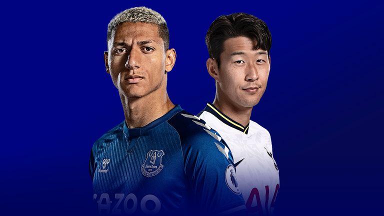 Everton vs Spurs