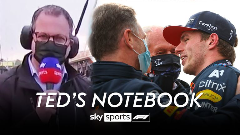Sky F1's Ted Kravitz reflects on an incredible race which saw Red Bull's Max Verstappen claim his first win of the season ahead of Lewis Hamilton.