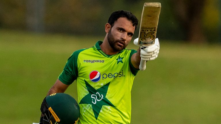 Fakhar Zaman (Associated Press)