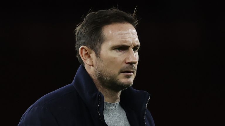 Chelsea dismissed Frank Lampard after only 18 months in charge, following a run of five defeats in eight Premier League games