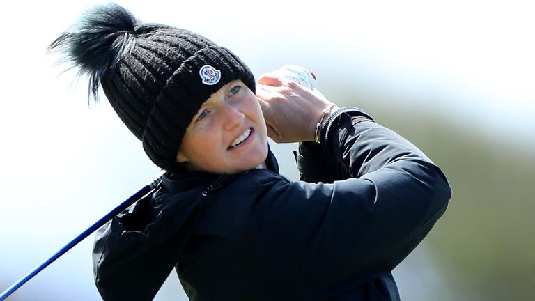 Cowley also won a Rose Ladies Series event last year