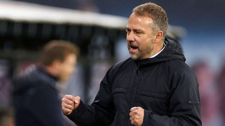 Bayern München Trainer Hansi Flick