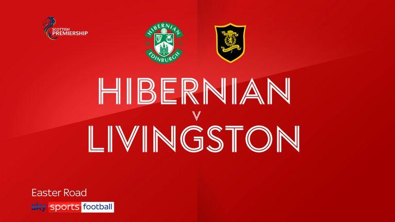 Hibs 2-1 Livingston