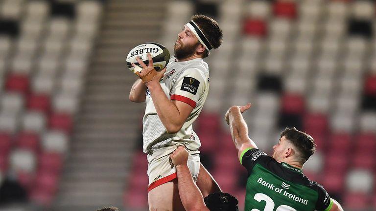 Iain Henderson will skipper Ulster