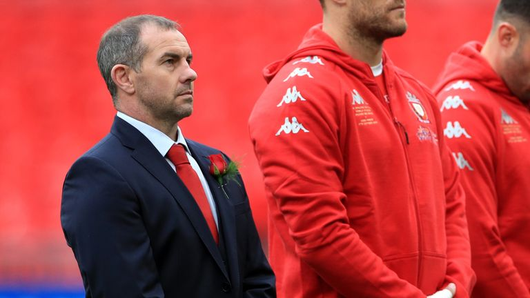 Ian Watson led Salford to the Challenge Cup final last year