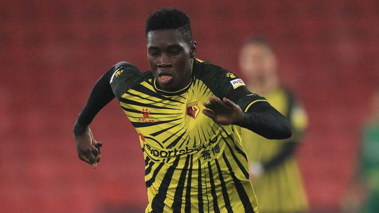 Ismaila Sarr has scored 12 goals and provided 10 assists for the Hornets this season