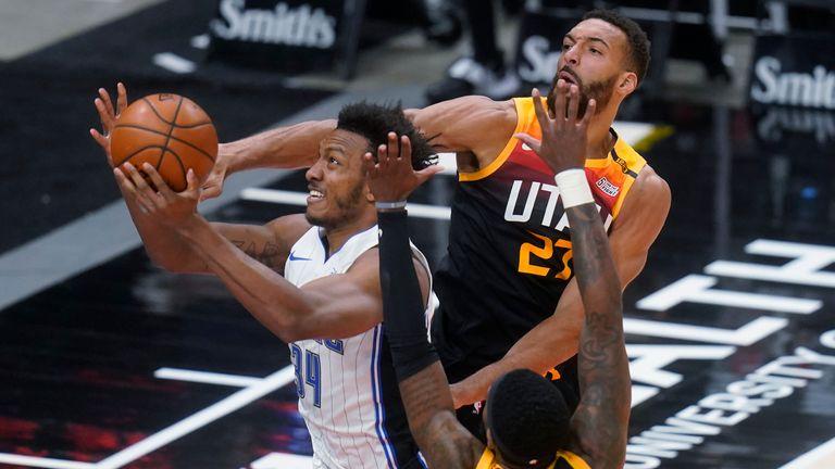 NBA: Jazz v Magic