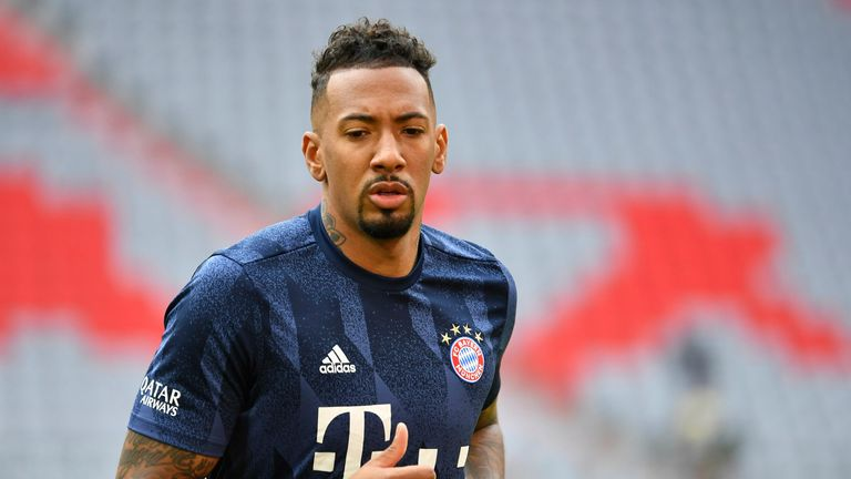 AP - Jerome Boateng will leave Bayern Munich in the summer