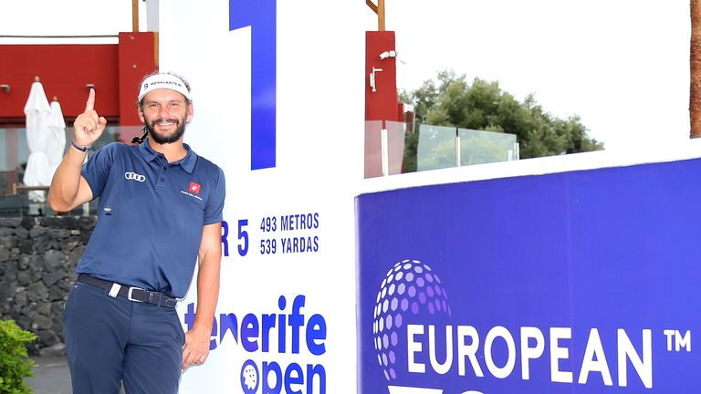 Joost Luiten made a hole-in-one for the second week running