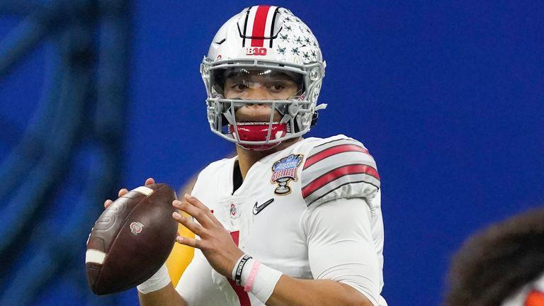 Will Ohio State prospect Justin Fields make it five quarterbacks taken in the top 10 picks?