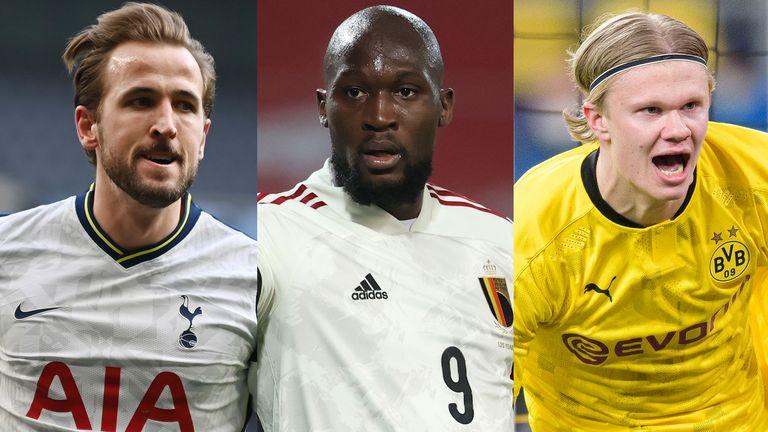 Harry Kane, Romelu Lukaku, and Erling Haaland fit the bill for Man City, says Sky Sports News' Ben Ransom