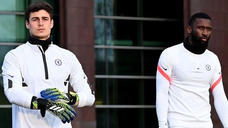 Kepa Arrizabalaga and Antonio Rudiger have cleared the air, says Thomas Tuchel