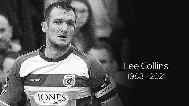 Lee Collins, 1988-2021