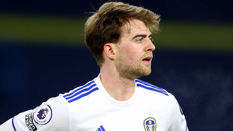 Patrick Bamford hit out at the European Super League concept following Leeds' 1-1 draw with Liverpool