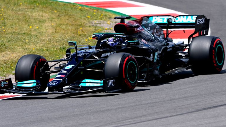 Portuguese GP: Friday talking points as Mercedes steal the march on Red Bull and Ferrari, Alpine impresses