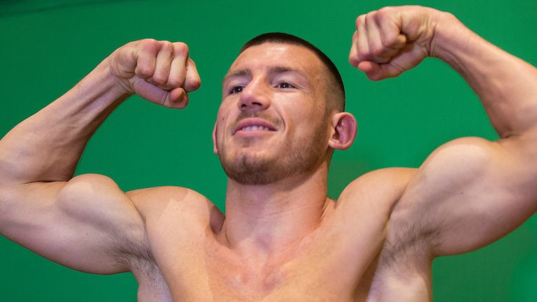 Welshman Williams can become Britain's latest world champion