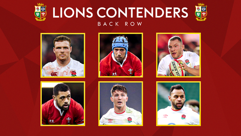 Below, we look into some of the key contenders for Lions back-row selection in next week's squad