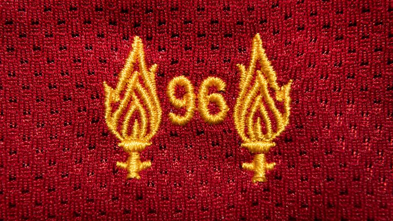 Hillsborough 'Justice for the 96' logo (Getty)
