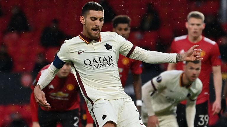 Manchester United 6-2 Roma: Stunning second-half fightback seizes control  of Europa League semi-final | Football News | Sky Sports